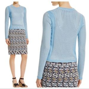 Tory Burch honeycomb Pullover